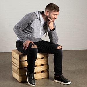 Stylish Orthotic Footwear for Men
